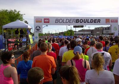 Bolder Boulder 10K 2014