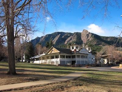 Boulder Chautauqua Park