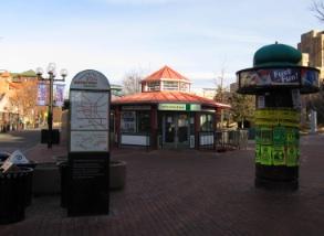 Boulder DOwntown Kiosk
