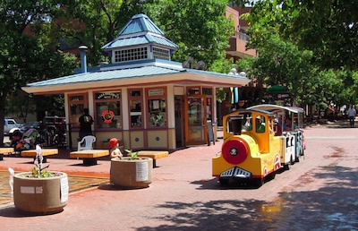 Boulder Downtown Train