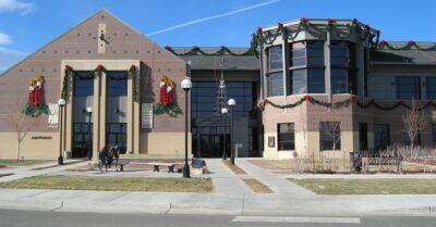 Mamie Doud Eisenhower Public Library