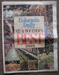 Colorado Daily ベストショップ紹介