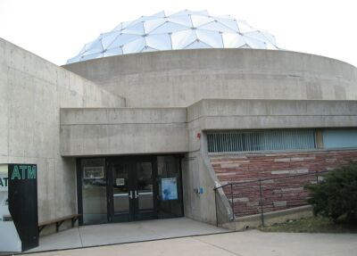 CU Fiske Planetarium