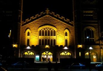 CM Macky Auditorium