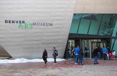 デンバー 美術館