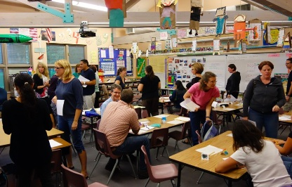 Parent Information Night, Louisville Fireside Elementary