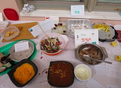 Elementary International Lunchon