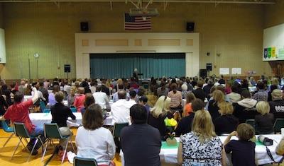 Elementary School Graduation
