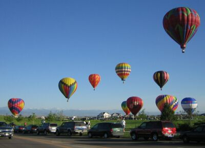 Erie Air Baloon