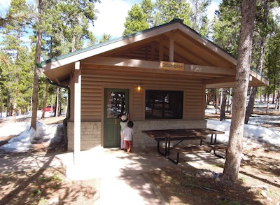 Golden Gate Canyon State Park Cabin
