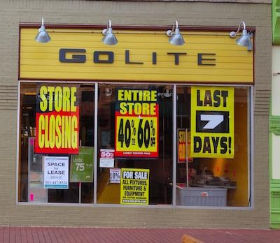 ボルダー GoLite