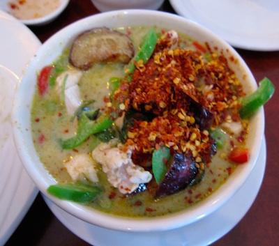 khow thai ボルダーのタイ料理レストラン
