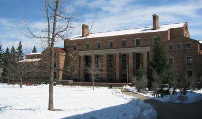 コロラド大学 Nolin Library