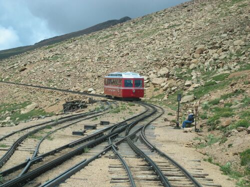 Pikes Peak, Colorado Springs 1