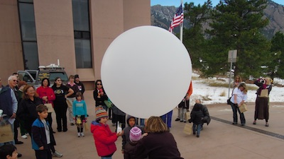 Super Science Saturday, NCAR