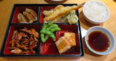 Sushi Zanmai Zanmai Combo