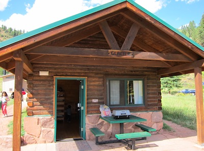 Sylkvan Lake State Park, CO Cabin