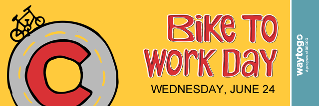 Bike to Work Day 2015, Boulder, CO ボルダー