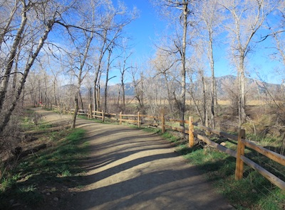 Bobolink Trailhead -South Boulder Creek