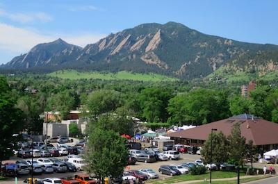 Boulder Downtown 2015年6月