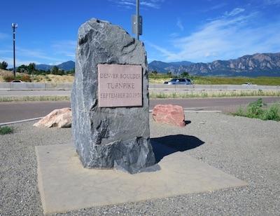 ボルダー Highway 36