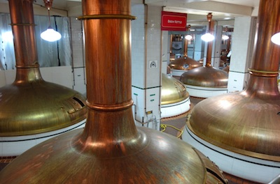 クアーズ ビール工場 見学