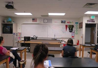 アメリカの高校・授業