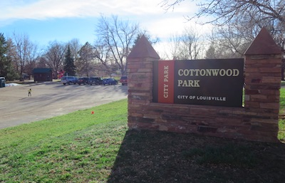 Cottonwood Park, Louisville, CO