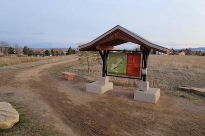 Louisville Davidson Mesa Trail