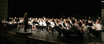 Monarch Band Concert