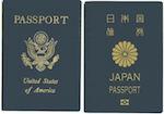 一時帰国・パスポート