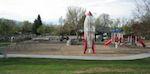 ボルダーの公園