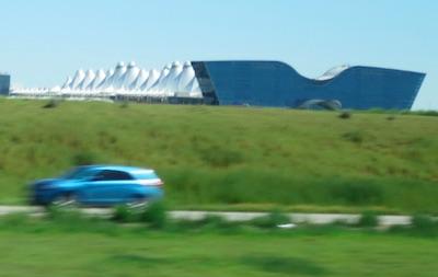 デンバー空港隣接ホテル Westin