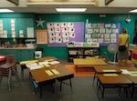 アメリカの小学校1年生