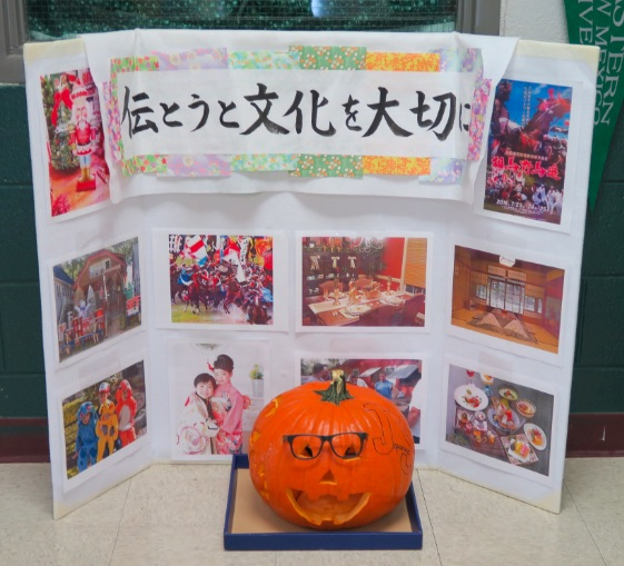 ハロウィン デンバー日本語補習学校