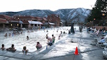コロラドの温泉 Glenwood Springs