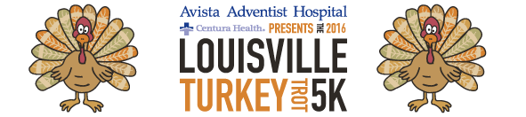 Louisville Turkey Trot 5K 2016
