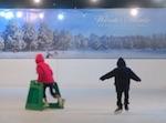 Louisville 屋外スケート場 コロラド州