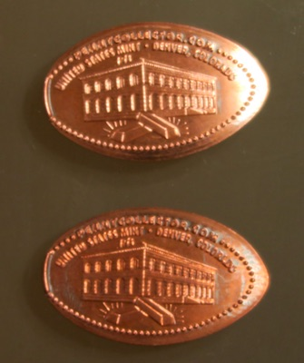 US Mint Denver Penny