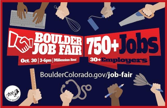 Job Fair, Boulder, CO