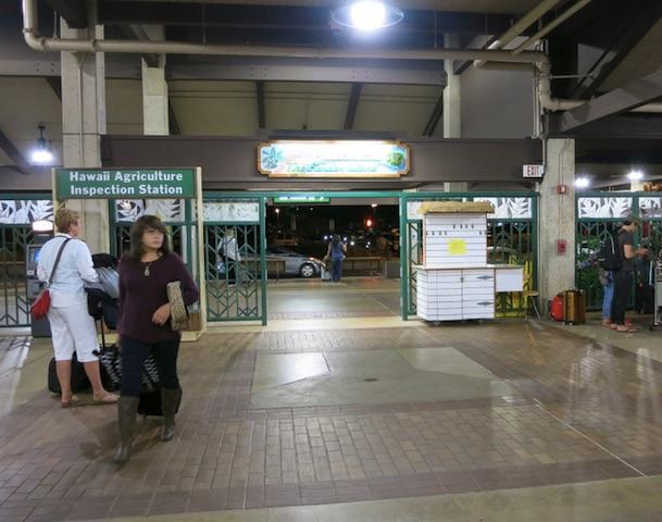 カウアイ島 ターミナル