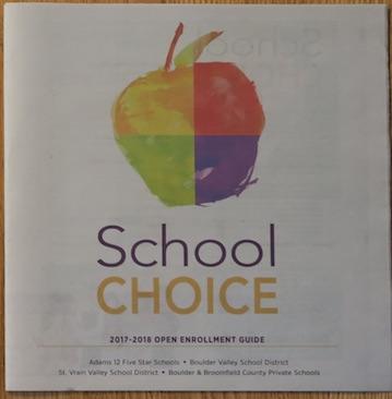 School Choise 2017