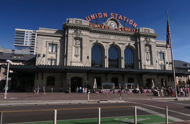 Denver Union Station デンバー