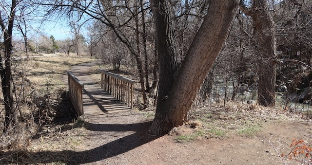Boulder Creek Path, Boulder, Colo