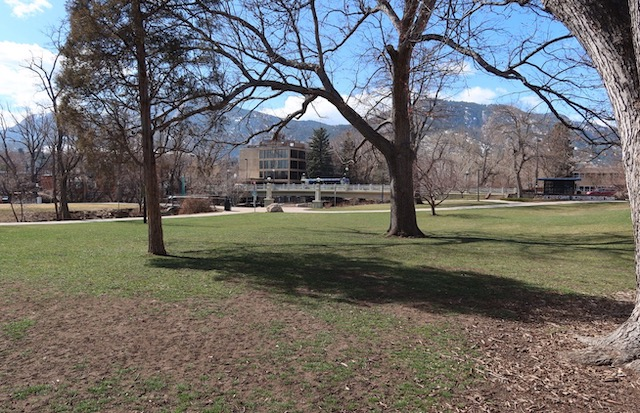 Central Park, Boulder, Colo セントラルパーク